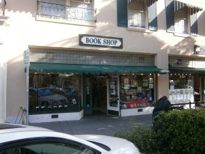 Hayward Book Shop Exterior