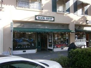 Hayward Book Shop Exterior